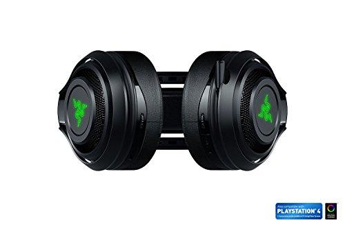 razer manowar kabelloses 7 1 surround gaming headset f r. Black Bedroom Furniture Sets. Home Design Ideas