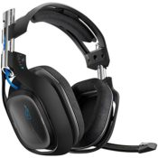 Astro Gaming A50 Wireless Dolby 7.1 Headset schwarz inklusive wireless MixAmp [PlayStation 4, PlayStation 3, Windows 7, Windows 8, Mac] - 1