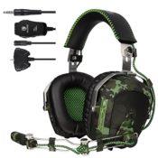 SADES SA 926 Stereo Gaming Headset Over-Ear-Kopfhörer mit Mikrofon